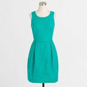 J. Crew Textured Cotton Dress